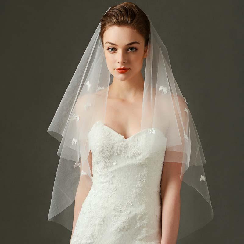 productos de calidad mejor precio para mirada detallada Los modelos y diseños más utilizados de velos de novia - Las ...